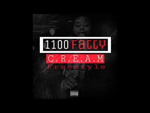 1100 fatty- Cream freestyle