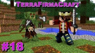 #18/КОРОЛЕВСТВО В ОПАСНОСТИ/ Выживание в TerraFirmaCraft