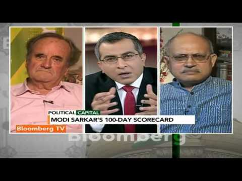 Political Capital- Govt's Progress Slower Than Expected: Mark Tully