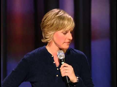 Ellen Degeneres Here and Now