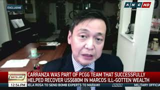 Gov't can't strike deal with Marcoses on ill-gotten wealth—ex-PCGG chief