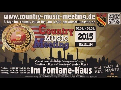 Country Music Meeting 2015 im Fontane Haus / Berlin-Germany