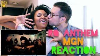 request dance crew ft mini request   rq anthem reaction