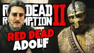 Red Dead Redemption 2 - Red Dead Adolf - Funny Moments