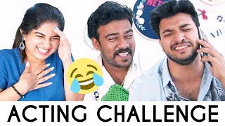 Total Fun! - Acting Challenge - Ft. Jeeva, Lijo - Aparna Thomas