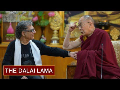 Deepak Chopra and Friends Meet with His Holiness the Dalai Lama