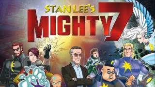stan lee's mighty 7 (trailer)
