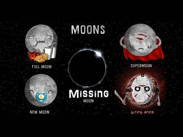 The Curious Case of the Missing Moon