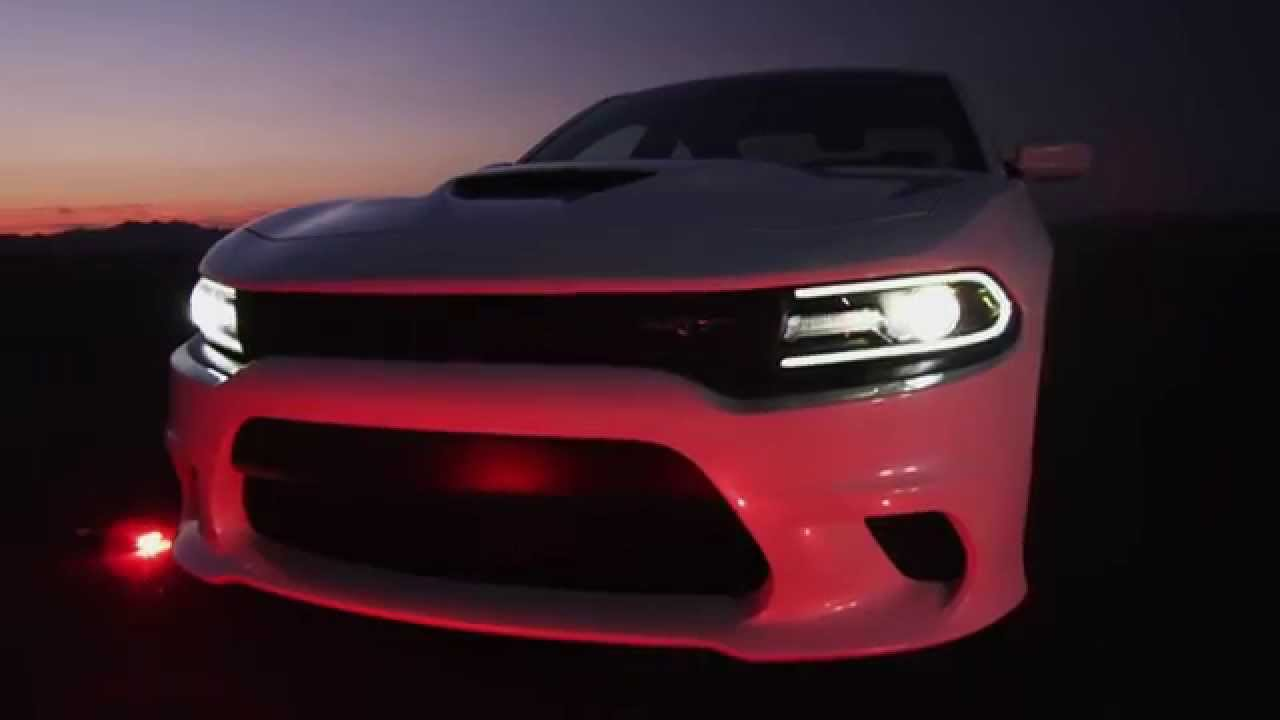 2015 Dodge Charger Srt Hellcat Youtube