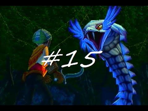 Let's Play Dark Cloud #15 - Snake Charmed