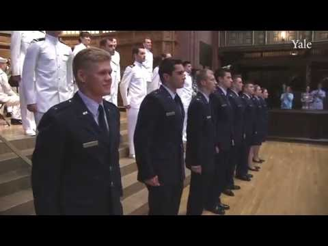 Serving to Lead: Yale's First Four-Year Class of ROTC Graduates