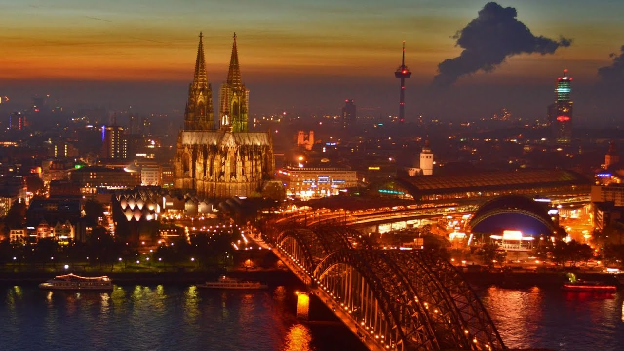 K ln cologne in motion timelapse k ln youtube - Mobel und mehr koln ...