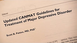 New CANMAT Depression Guidelines for Clinicians