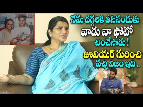 Lakshmi Parvathi About Jr Ntr | Lakshmi Parvathi Exclusive Interview | Shalini | i5 Network