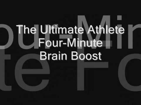 Ultimate Athlete Brain Boost Running