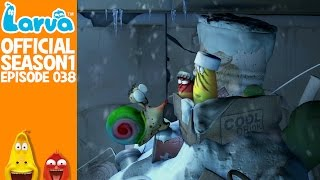 [Official] Snowball Fight- Larva Season 1 Episode 38