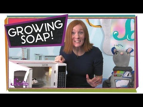 Watch Soap Grow!