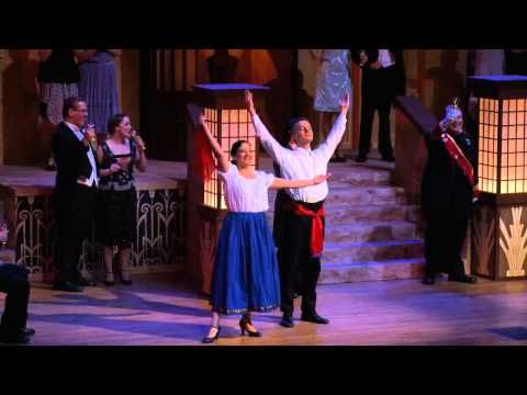 "Colorado State University's ""The Merry Widow"" opera performance on 3-29-13"