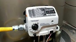 Whirlpool water heater loud vibration noise fixed