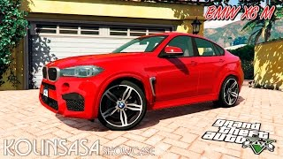 GTA 5 BMW X6 M(Скачать модификацию (Download modification): http://maniamods.ru/load/cars_for_gta_5/bmw/bmw_x6m_f16/805-1-0-2540 Обзор модификации в виде ..., 2015-09-07T09:49:34.000Z)
