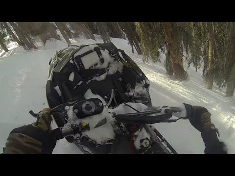 Stupid Steep Avalanche Shoot