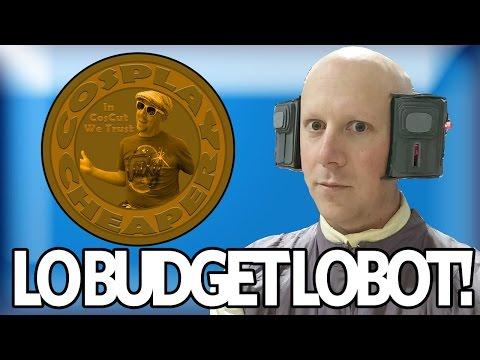 Lo-Budget DIY Lobot Cosplay!