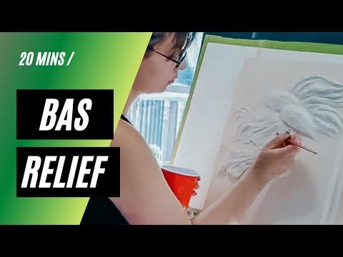 How to make Drywall Art. Tutorial. thumbnail
