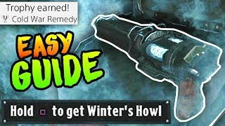 "COMPLETE CLASSIFIED EASTER EGG GUIDE (Black Ops 4 Zombies ""CLASSIFIED"" Cold War Remedy Tutorial)"