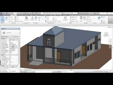 How to draw 1floor quickly Revit Software tutorial 1 thumbnail