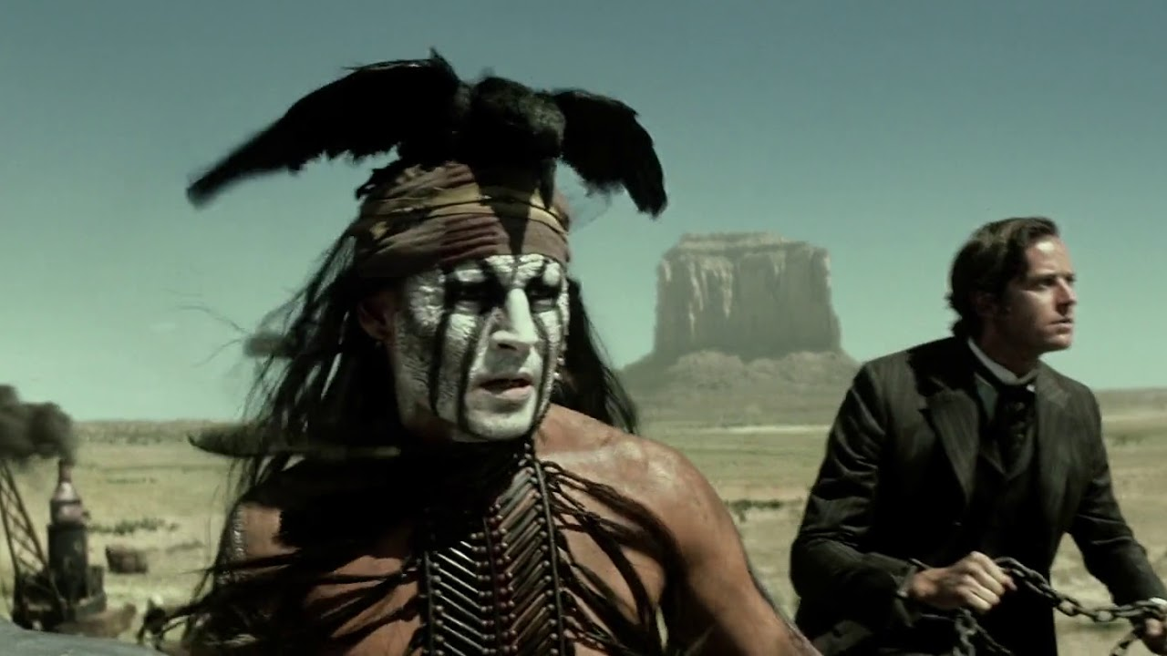 Download Most creative movie scenes from The Lone Ranger (2013)