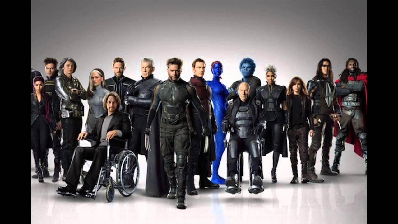 X Men 2000 Characters The gallery for -->...