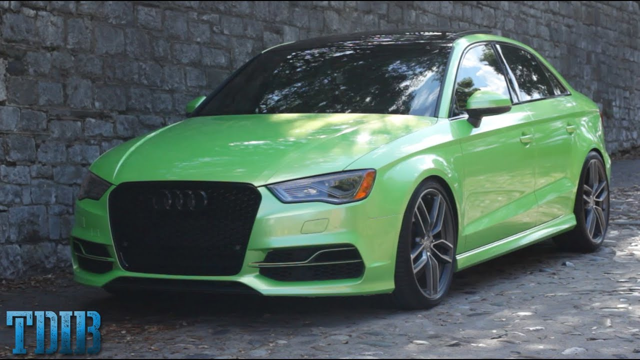 Monster Audi S Review YouTube - Audi s3 0 60