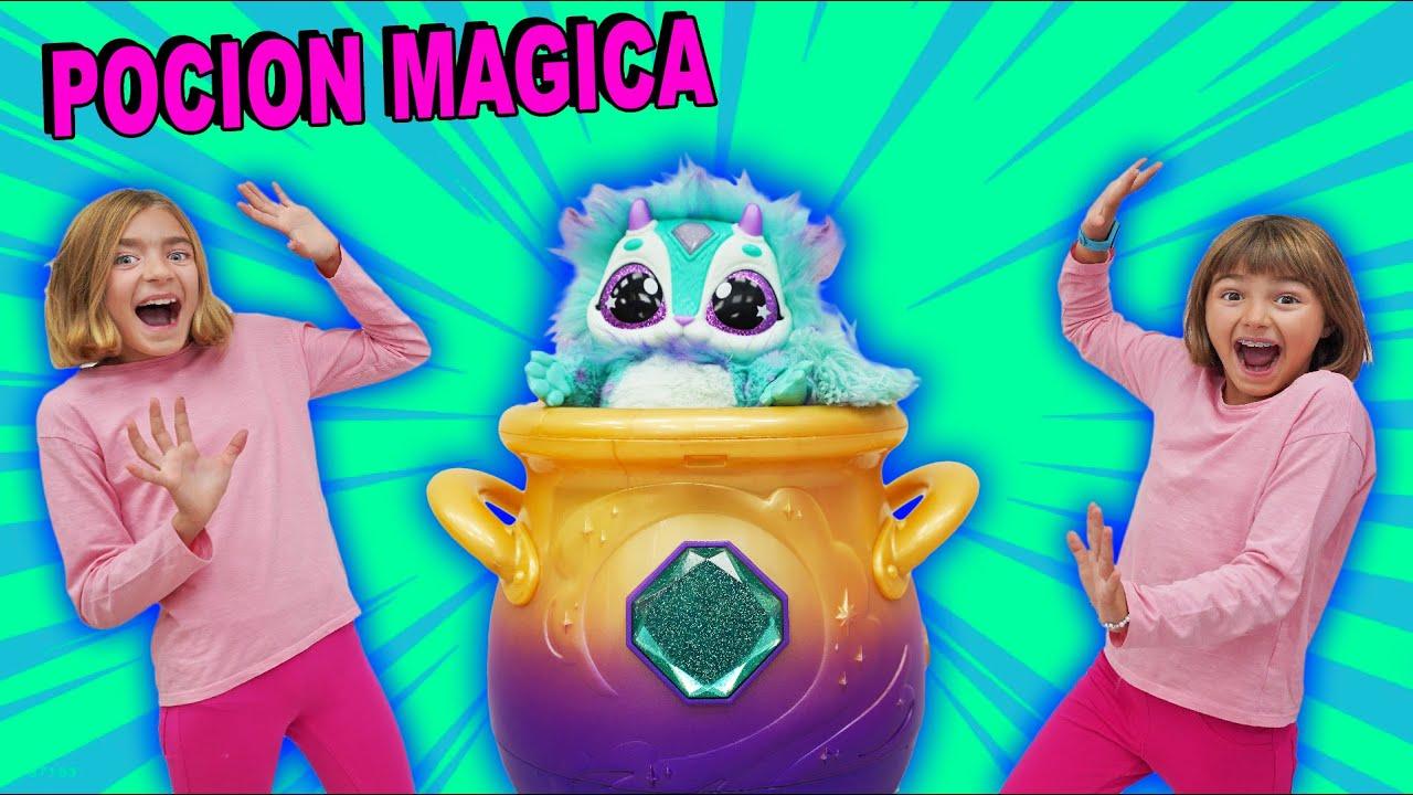 Download Gisele y Claudia Las Ratitas crean una poción mágica