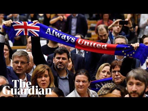 European Parliament: MEPs Debate Brexit Deal – Watch Live