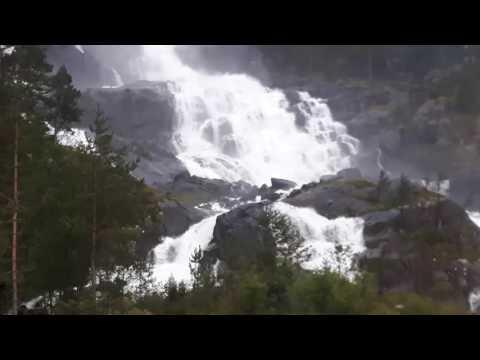 Norwegia Hugesund Odda Husnes Fiordy