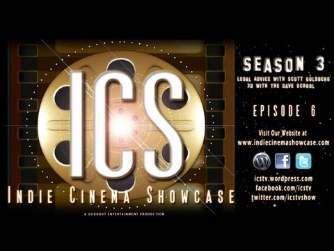 Indie Cinema case S3 Ep 6 Legal Advice  Scott Goldberg  3D with The Dave School