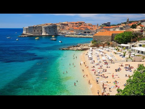 Walking tour of Dubrovnik (Croatia) - a UNESCO World Heritage Site