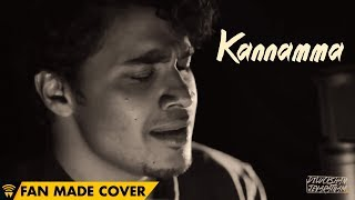 Kaala | Kannamma (Raw Cover) | Diluckshan Jeyaratnam | Santhosh Narayanan | Wunderbar Films
