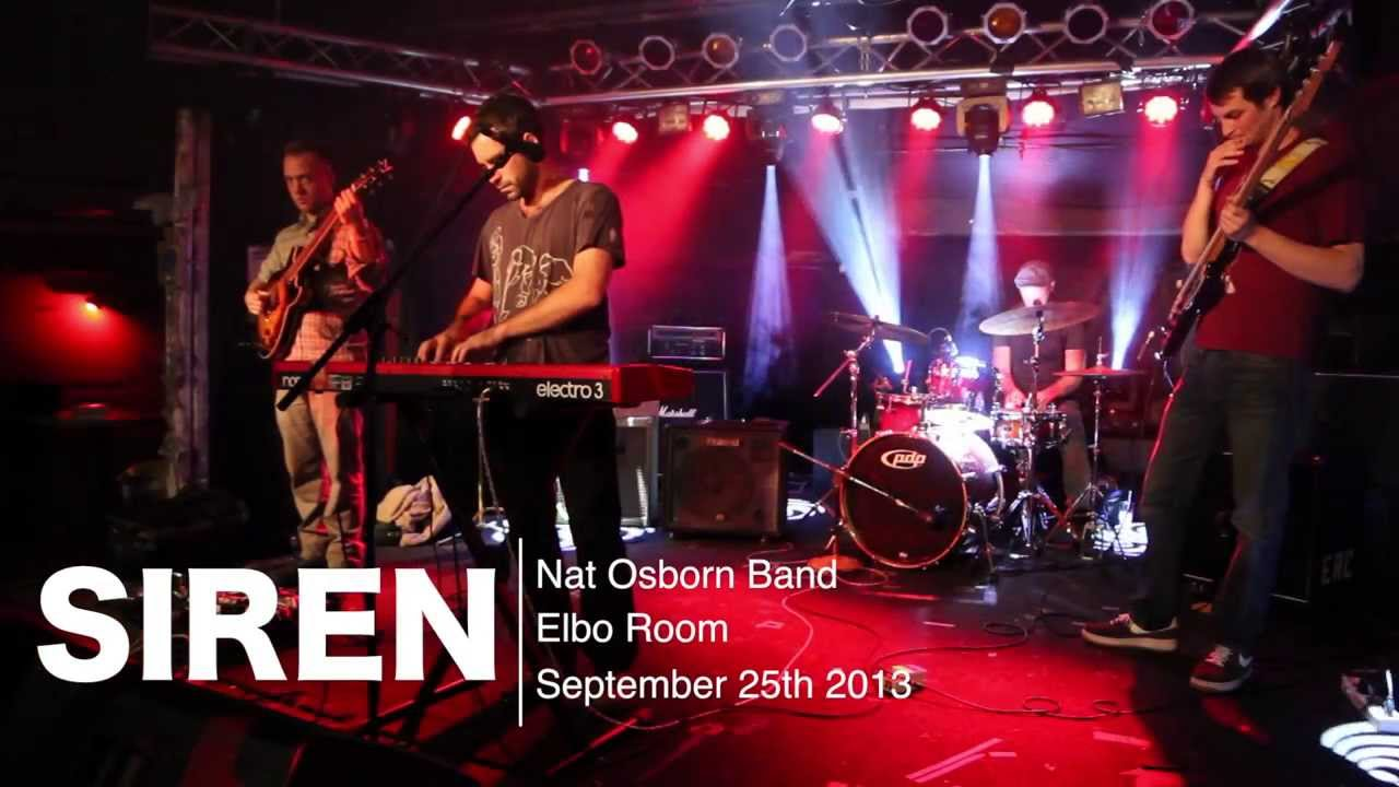Nat Osborn Band - \