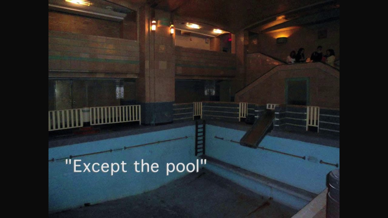 Queen mary pool youtube - Queen mary swimming pool victoria ...