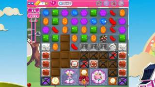 Candy Crush Saga Level 1143 No Boosters
