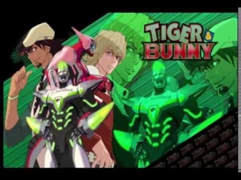 「TIGER&BUNNY」 OST - Barnaby