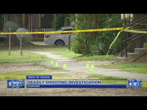 Man shot to death at Durham apartment complex, police say