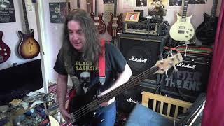 ibanez soundgear bass gsr180 demo