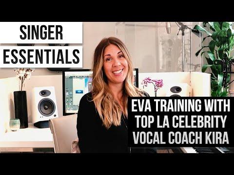 EVA ELITE VOICE ACADEMY | Top LA Celebrity Vocal Coach Kira