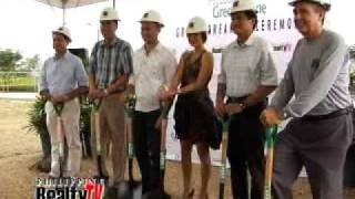 Project green home philippine realty tv