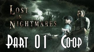 Let's Blindly Play Resident Evil 5: Lost in Nightmares! - Part 01 of 03
