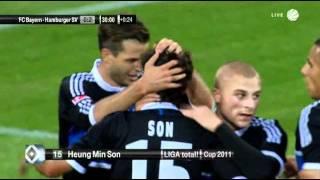 2011 FC Bayern Muenchen Vs Hamburger SV
