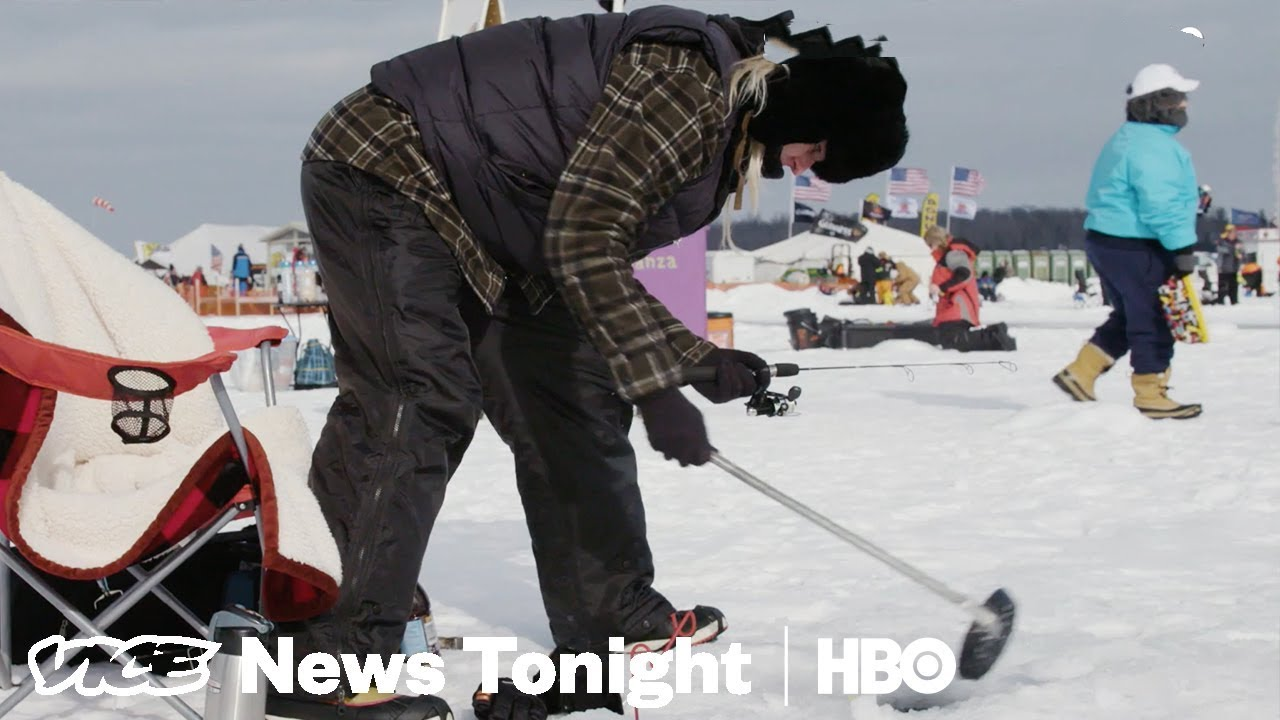 Ice Fishing Extravaganza & Nunes Memo Explained: VICE News Tonight Full Episode (HBO)
