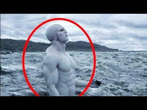 5 Strange Humanoid Beings Caught on Camera!